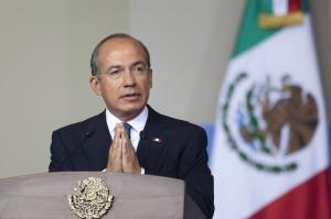 México: Calderón se queda corto en metas