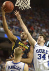 Around the NCAA Maryland upsets No. 2 Duke