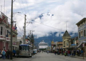 Alaskan cruise offers relaxation, a rich history