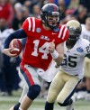 BBVA Compass Bowl: Mississippi 38, Pittsburgh 17: Ole Miss turns it around