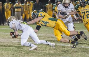 Photos: No. 9 Buckeye Verrado 21, No. 8 Canyon del Oro 38