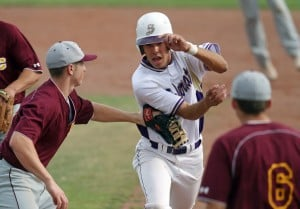 Baseball: Sabino 10, Salpointe Catholic 9: Sabino holds on against Salpointe