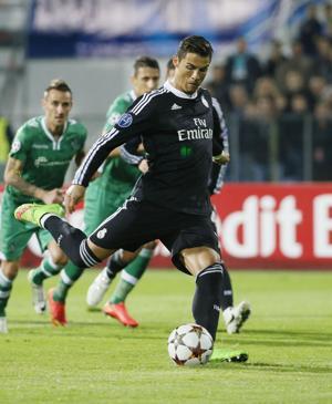 Campeones: Madrid gana y CR7 se acerca a Raúl
