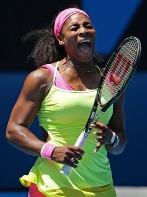 Serena contra Keys en las semis de Australia