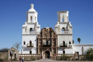 Big Jim: San Xavier del Bac