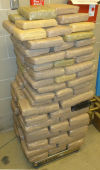$110K in pot found in van headliner at Douglas port of entry