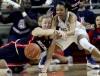 Pac-12 Women's Basketball: Arizona 61, UCLA 57: Cats come from 15 down; ASU next