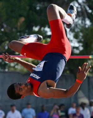 Greg Hansen: Soaring Ross raising the bar for UA high jumpers