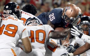 Arizona Wildcats football: UA aims to halt Foles hit parade