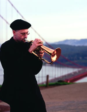 Jazz artist Dmitri Matheny blows into Tucson