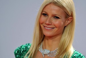 The beautiful Gwyneth