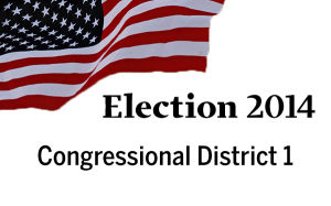 Bruising GOP primary shaping up in CD1