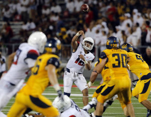 By the numbers: UA's record-breaking win over Cal