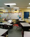 Mesquite school is struck by thieves