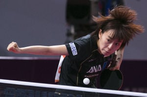 Photos: World Table Tennis Championships