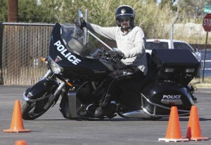 Former officers help Tucson company build police motorcycles