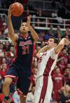 No. 7 Arizona vs. Stanford
