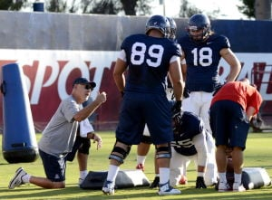 UA football: Fiesta loss to Irish haunts coaches