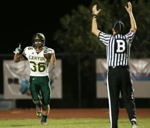 High school football photos: CDO 19, Catalina Foothills 12