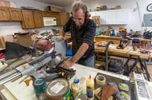 New phase for retired homebuilder: Commodes ... not that kind