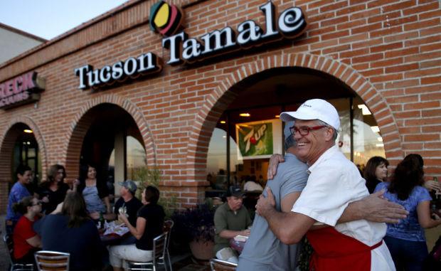 Free pumpkin tamales at Tucson Tamale Company