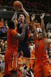 No. 7 Arizona Wildcats vs. Oregon State Beavers men's college basketball