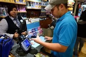 Reseña AP: Haciendo compras con Apple Pay
