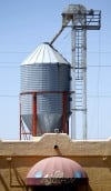Tucson Oddity: Tortillas were reason for old grain silo