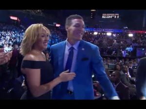 Magic Draft Aaron Gordon #4 - 2014 NBA Draft