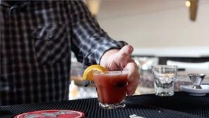 Manhattan twist: Learn how to make HighWire's Bearded Lady