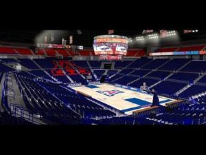 McKale Renovation Tour with Greg Byrne, Sean Miller and Niya Butts Pt. 1