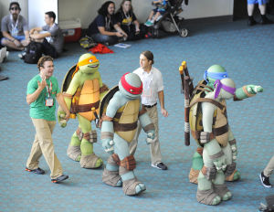 Photos: Comic-Con kicks off in San Diego