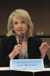 Brewer uses her PAC funds against Sinema in US race