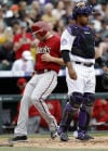 Diamondbacks 5, Rockies 4 Gregorius keeps hot start going