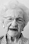 Great-grandkids are icing on this centenarian's cake