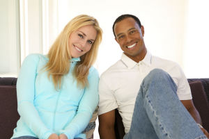 Photos: Tiger Woods and Lindsey Vonn make it official