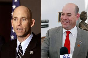 Babeu, Gowan announce bids for GOP nomination in 1st District