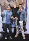 Jeff Tremaine, Jackson Nicoll, Johnny Knoxville