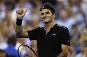 Federer, otra vez en cuartos de final del US Open