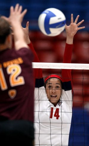 UA volleyball: Arizobal has keyed UA's success