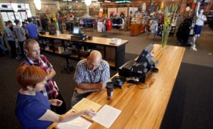 Bookmans chain charges into new direction: sports