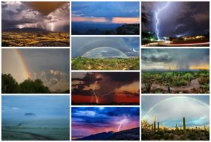 Pick Tucson's favorite monsoon photo of the year