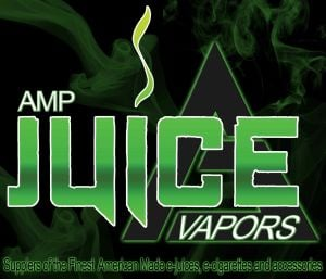 Now Available $30.00 Starter Kit  AMP JUICE Vapor E-Cigarette