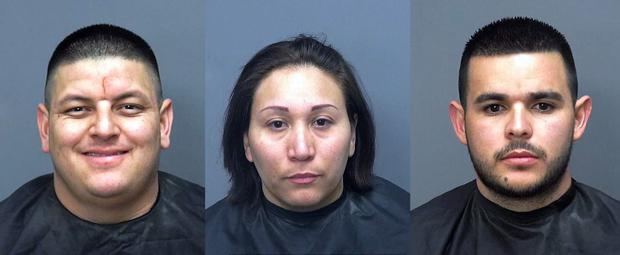 3 accused of selling meth at S.V meat market