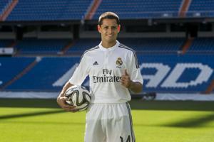 Chicharito Hernández a préstamo con Real Madrid