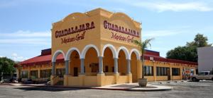 Guadalajara Mexican Grill open on Broadway