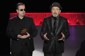 Grammy a Blades divide opinión en Argentina