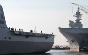Photo of the day: USS Arlington