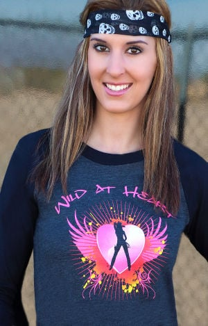 New T-shirt line aimed at cowgirls — with heart