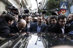 Partido de izquierda gana elecciones en Grecia